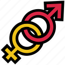 couple, female, male, romance, sex, sign, valentine's day