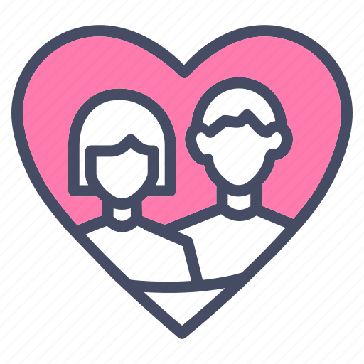 Couple, day, heart, love, photo, romance, valentines icon - Download on Iconfinder