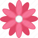heart flowers, love, love concept, passion icon