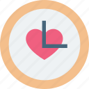 correspondence, heart sign, love inspiration, love letter icon