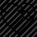 gift, heart, love, valentine, valentines