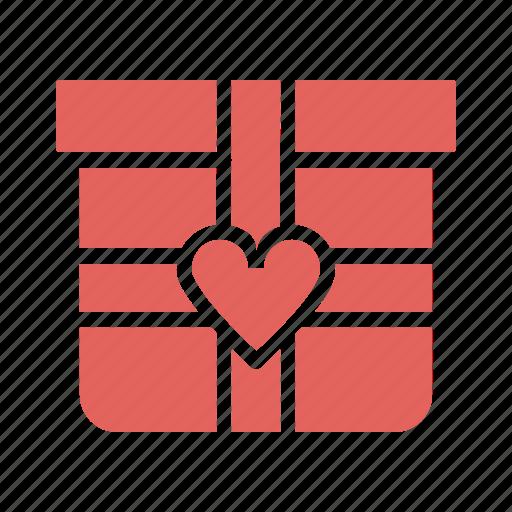 day, gift, love, present, romance, valentines, wedding icon