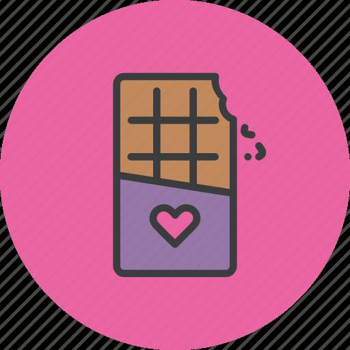 celebrate, chocolate, day, love, romance, romantic, valentines icon