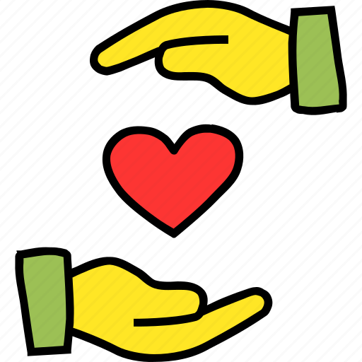 Day, love, romance, valentines, heart, hygge, caring icon - Download on Iconfinder