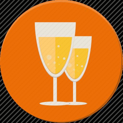 alkohol, champaigne, drink, love, toast, valentines icon