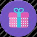 gift, love, present, suprise, valentines icon