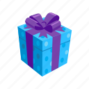 award, gift, present, prize, surprise icon