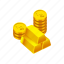 buy, fortune, gold, money, treasure, coin, reward