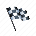 car, drive, race, racing, victory icon