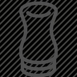 drip, tip, vape icon