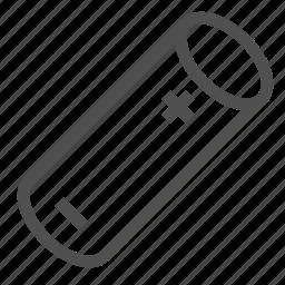 battery, block, energy icon