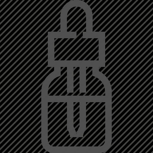 container, liquid, vape icon