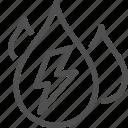 cigarette, vape, electronic, liquid icon
