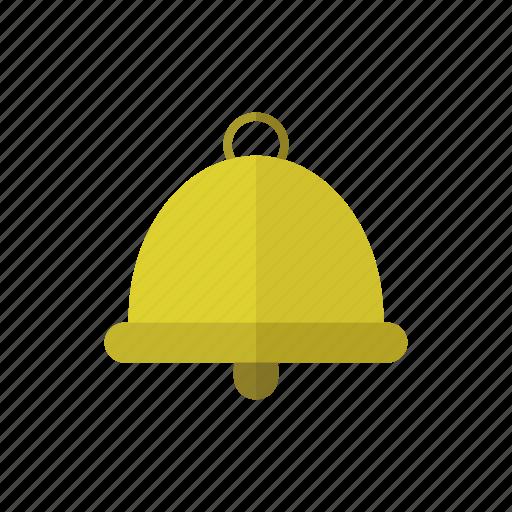 bell, church, design, metal, sound icon