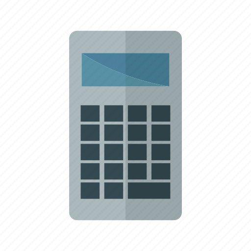 business, calculator, design, office, technology icon