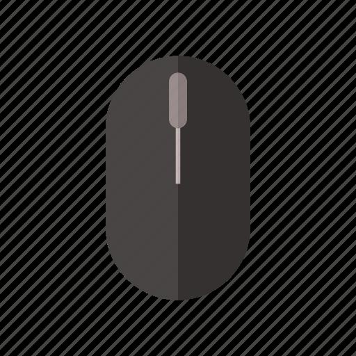 design, mouse, pc, plastic, technology icon