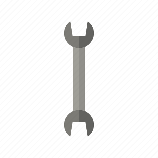 design, factory, industry, tool, work, wrench icon