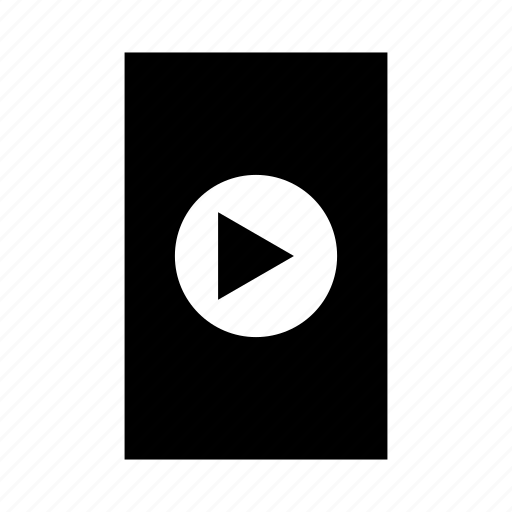 document, extension, file, format, music, sound icon