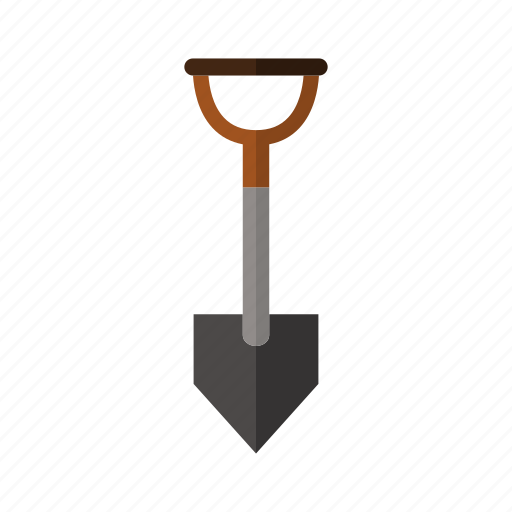 costruction, design, industry, shovel, tool icon