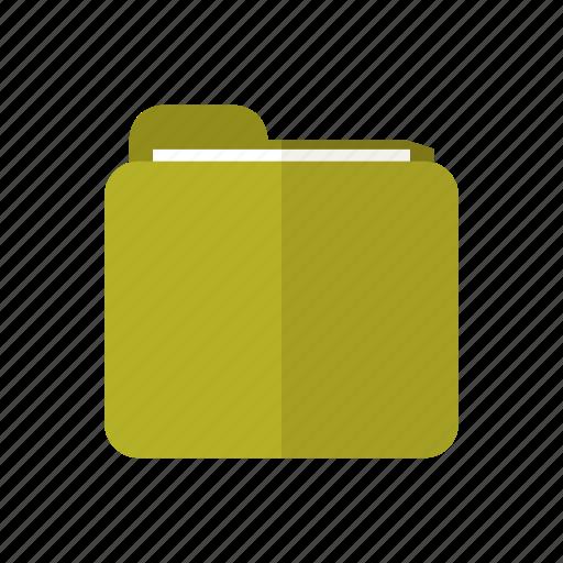 design, document, folder, office icon