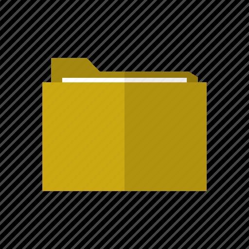 computer, design, document, folder, office, work icon