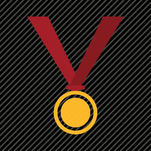 design, game, medal, sport, winner icon