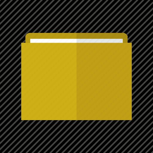computer, design, document, file, folder, office icon