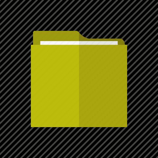 computer, design, document, file, folder icon