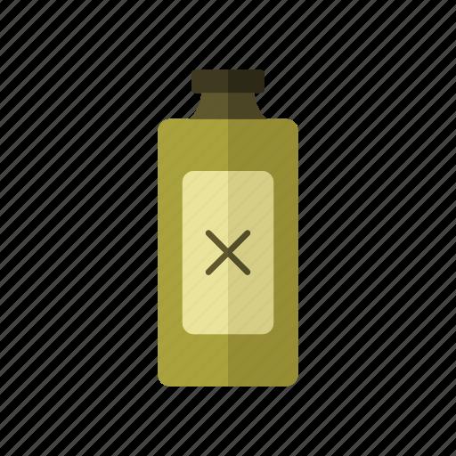 bottle, death, design, laboratory, liquid, poison icon