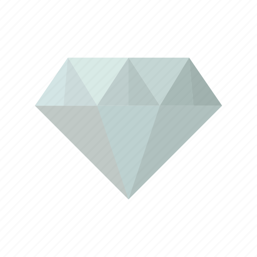 design, diamond, luxury, rich icon