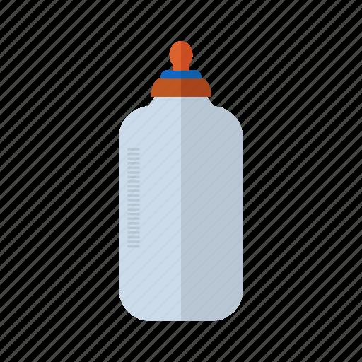 baby, baby bottle, children, design, food, liquid, milk icon