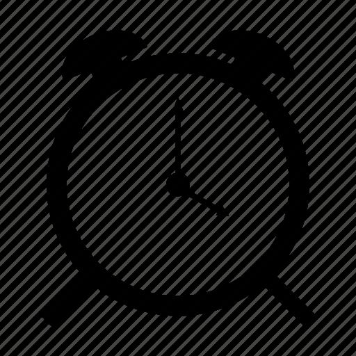 alarm, alarm clock, clock, time, timer, watch icon