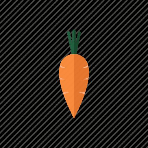 carrot, design, food, nature, orange, plant icon