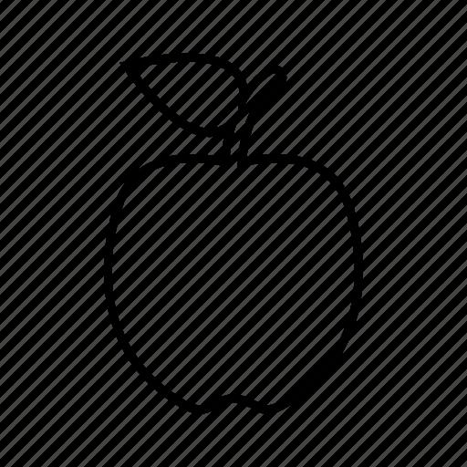 Apple, cooking, food, fruit, kitchen, restaurant icon - Download on Iconfinder