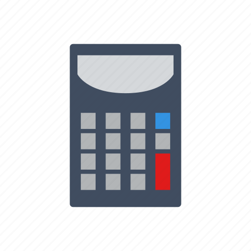 business, calculator, number, plus, technology, work icon