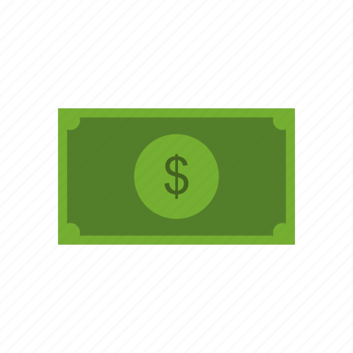 bank, design, dollar, finance, money icon