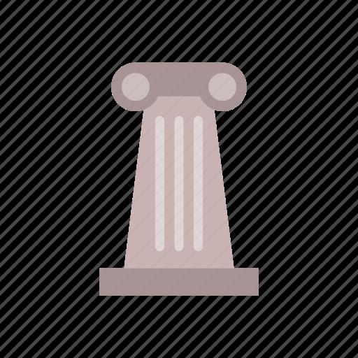 Column, design, greek, marble, temple icon - Download on Iconfinder