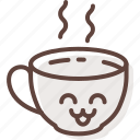 coffee, cup, drink, espresso, fastfood, tea icon