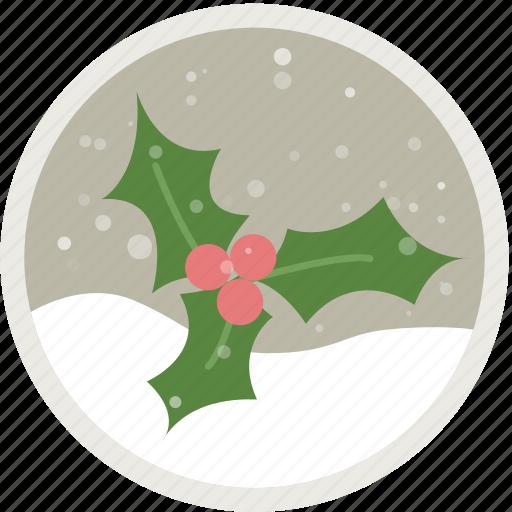 berries, celebration, christmas, decoration, holiday, holidays, xmas icon