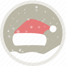 celebration, christmas, holiday, party, redhat, snow, xmas icon