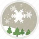 christmas, holiday, snow, snowflake, winner, winter, xmas icon