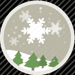 christmas, holiday, snow, snowflake, winner, winter, xmas icon