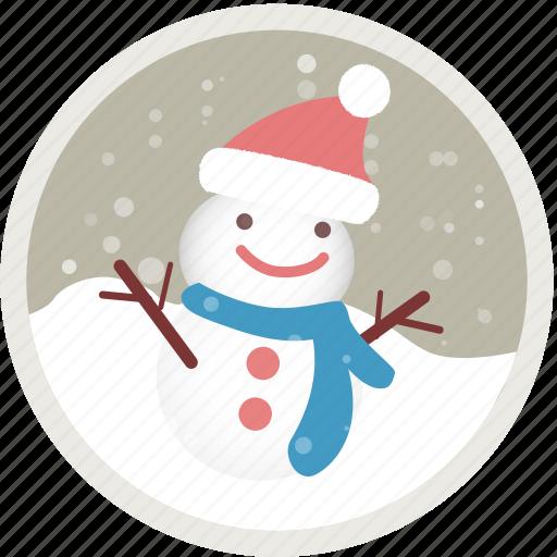 christmas, holiday, holidays, snow, snowman, winter, xmas icon