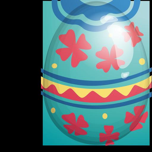 [RMT VGC2014] Lento pero seguro (parte1) Easter_egg_green_red-512