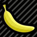 banana, food, fruit, healthy, natural, organic, vegan