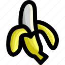 banana, diet, food, fruit, meal, nutrition, tropical