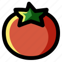 cook, food, fruit, kitchen, restaurant, tomato, vegetable