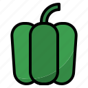 chili, paprika, pepper icon