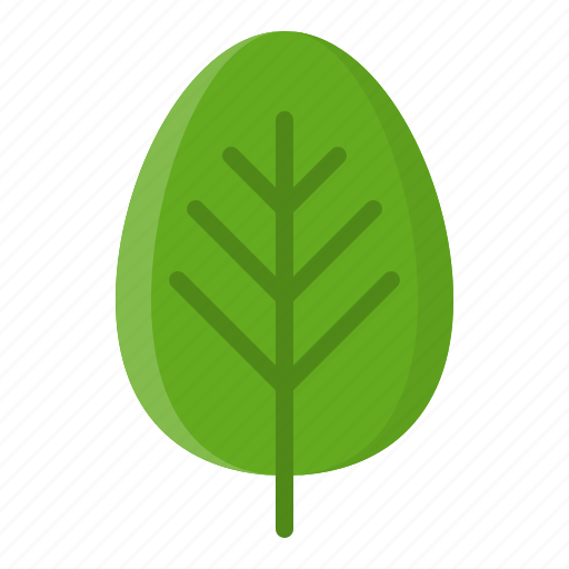 food, healthy, leaf, spinach, vegan, vegetable icon