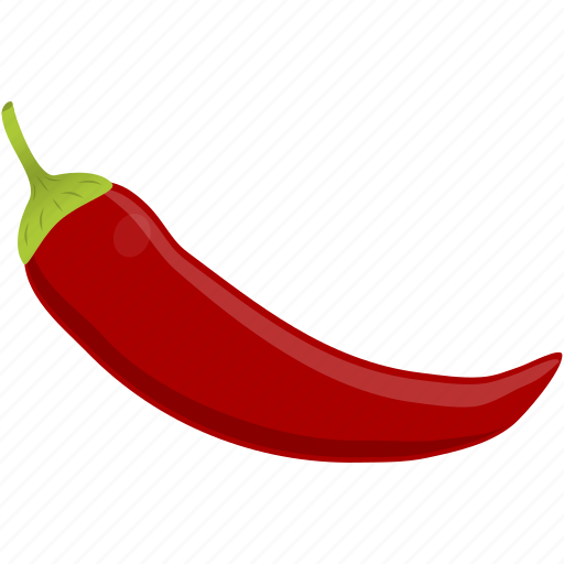 chile, cooking, food, hot spicy, red icon